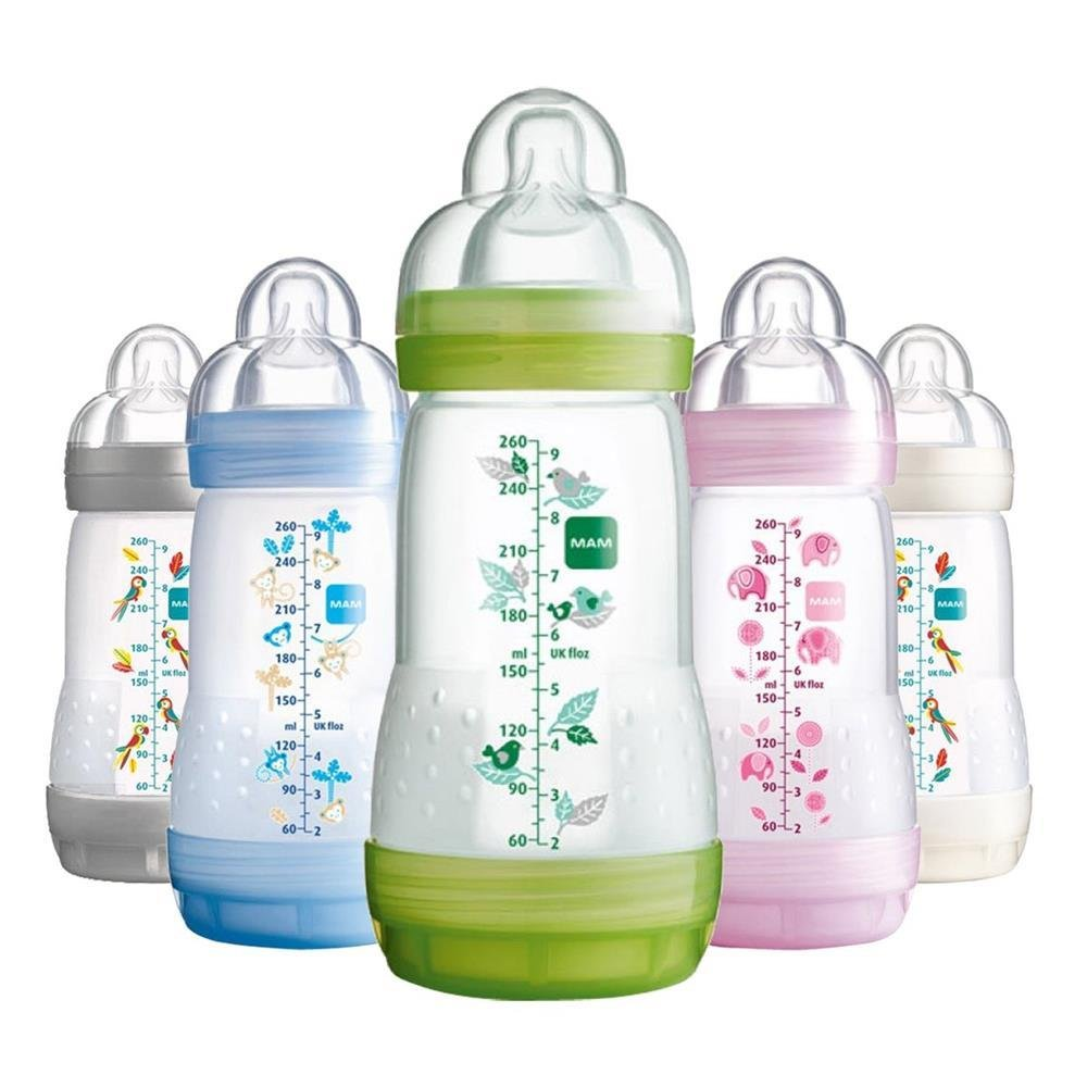 MAM Anti-Colic Baby Bottle