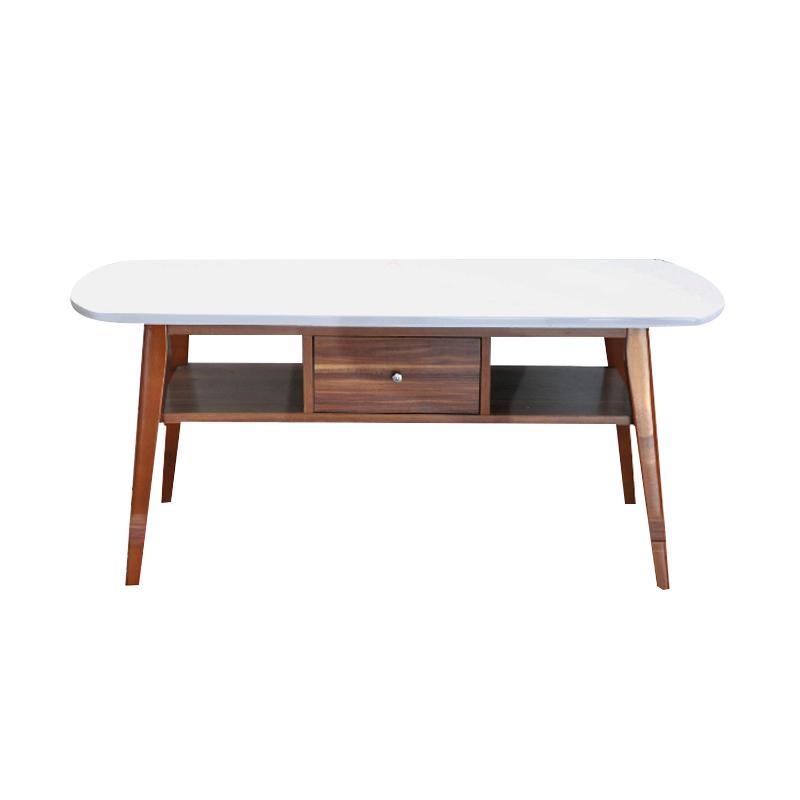 Meja Tamu Dengan Laci