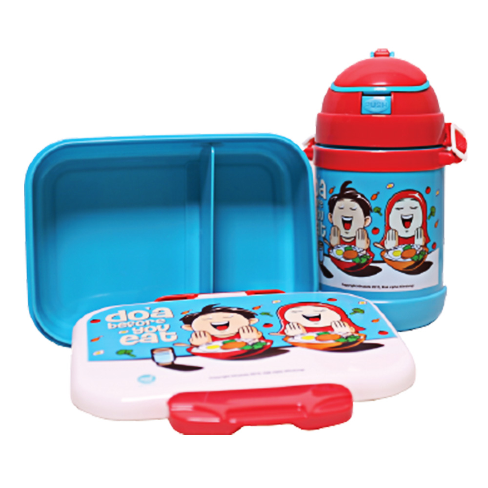 Afrakids Lunch Set