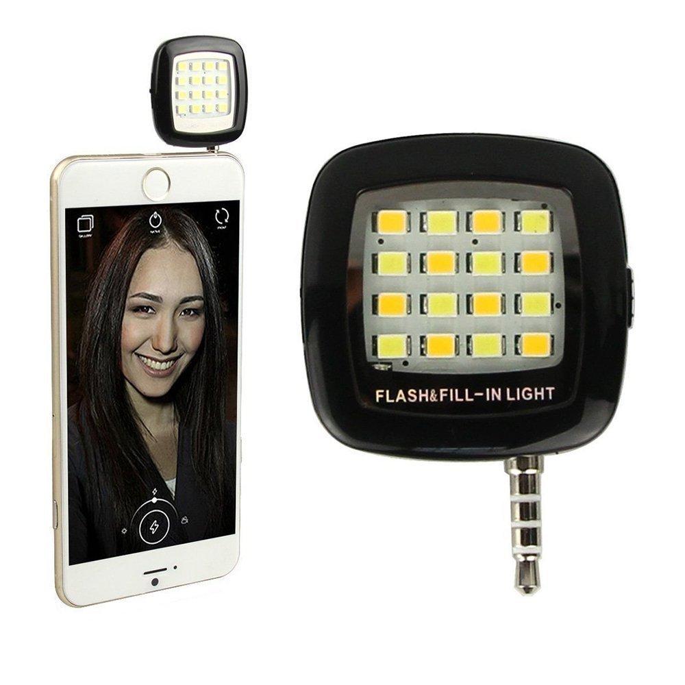 Selfie Light Jack 16 LED