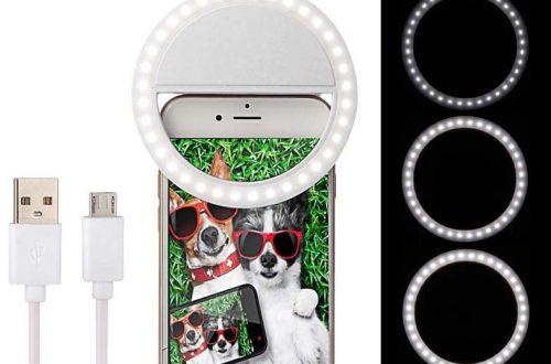 8 Rekomendasi Ring Light Terbaik Untuk Smartphone