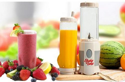 9 Blender Mini Terbaik Untuk Kamu Ibu Rumah Tangga!