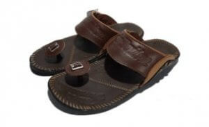 Rita's Collection Sandal HD Kulit Sapi Asli