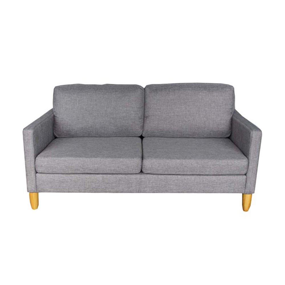 JYSK Sofa 2 Seater Apus Light Grey