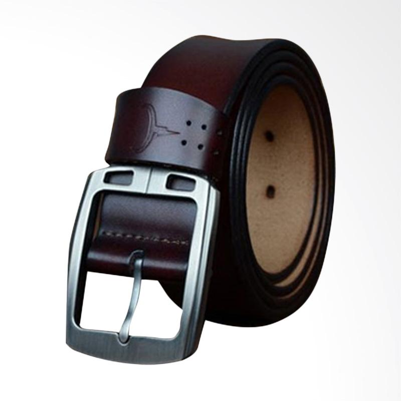 Cowather Pin Buckle Leather