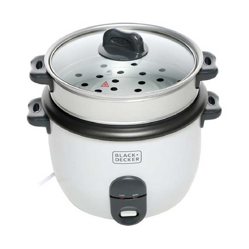 Black+Decker RC1860-B1 Rice Cooker