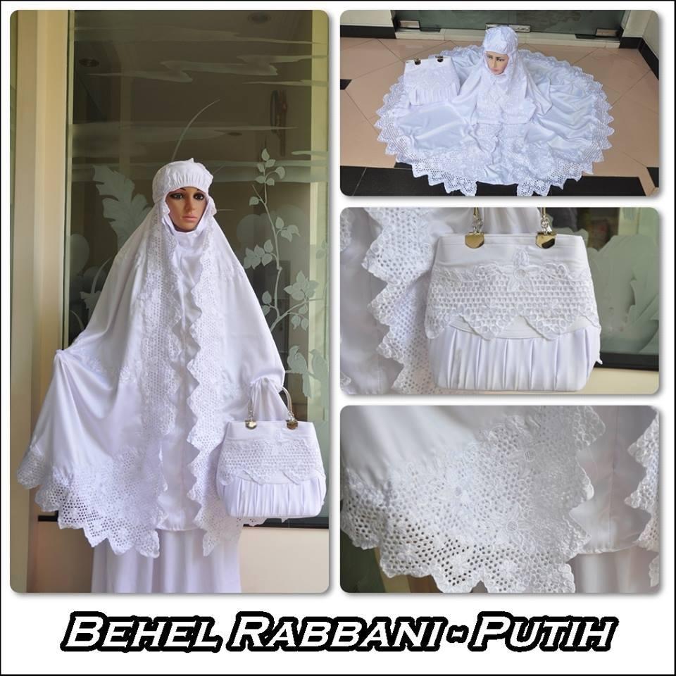 Mukena Behel Rabbani