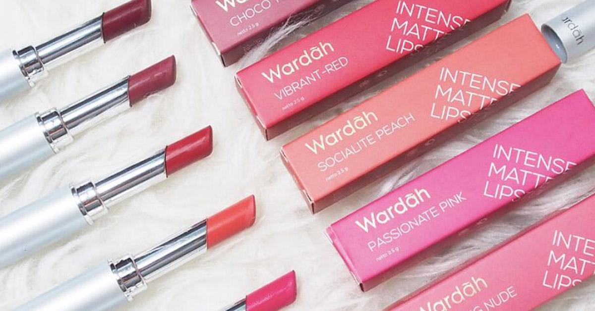 10 Lipstik Wardah Terlaris Untuk Tampil Cantik Dan Natural 2019