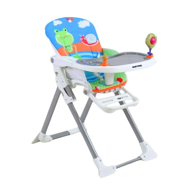 Baby Does High Chair Ultimo
