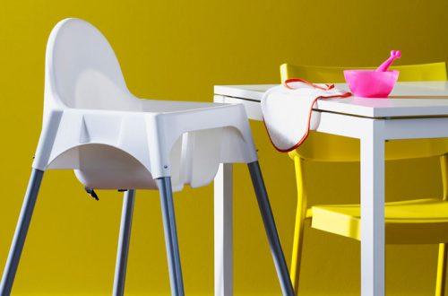 8 Pilihan Produk Kursi Makan Bayi (High Chair) Terbaik!