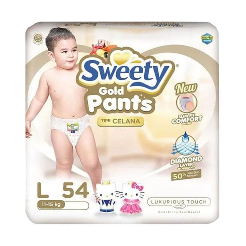 Sweety Gold Pants