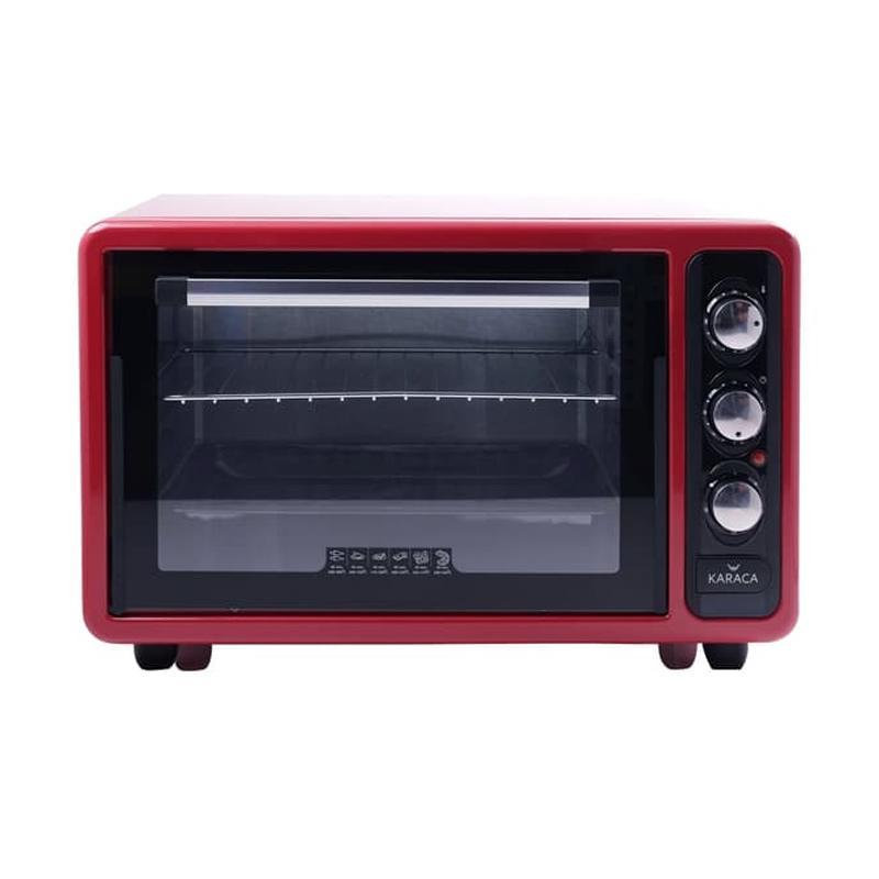 Karaca Bakechef Redgold Mini Oven 1301