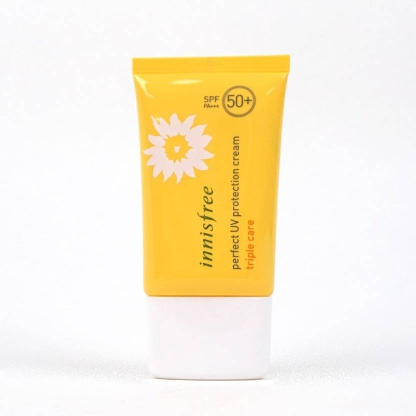 Innisfree Perfect UV Protection Triple Care SPF 50+/PA+++