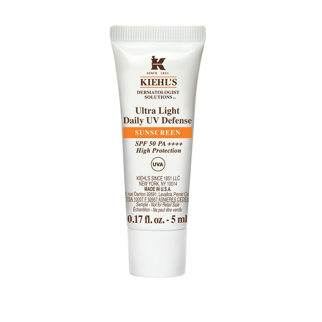 Kiehl's Ultra Light Daily Defense SPF 50