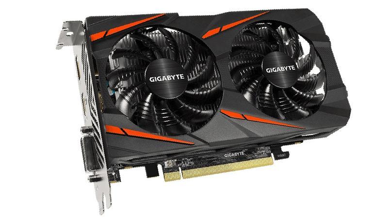 Gigabyte Radeon RX 550 2 GB DDR5