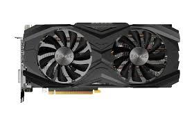 ZOTAC GeForce GTX 1080 Ti AMP 11 GB DDR6