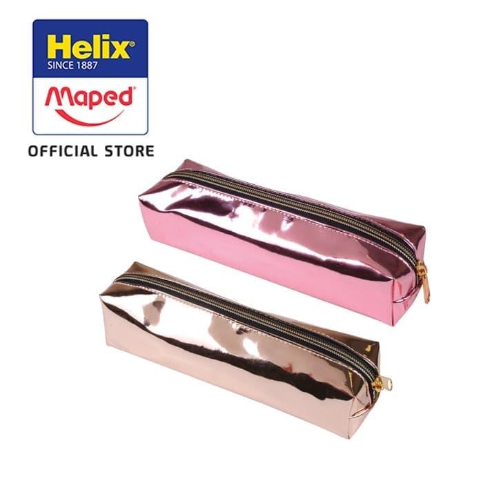 Tempat Pensil Tres Metallic Chic Asscol dari Helix