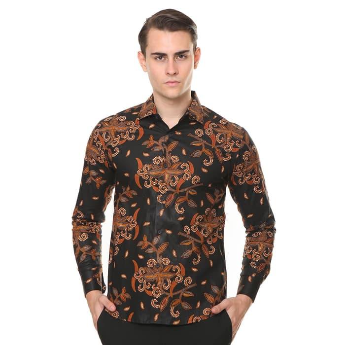 Batik Adwitiya Slim Fit dari Agrapana