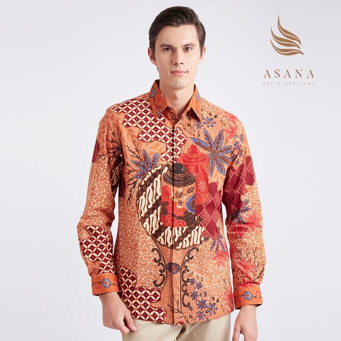 Batik Armagiri Long Sleves dari Asana