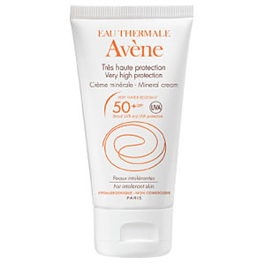 Eau Thermale Avene Very High Protection Mineral Cream SPF 50+