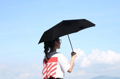 Sambut Musim Hujan dengan 10 Pilihan Payung Lipat Kece Ini!