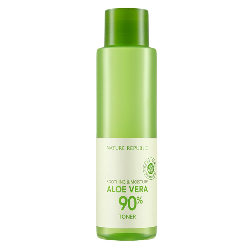 Nature Republic Soothing & Moisture Aloe Vera 90% (160ml)