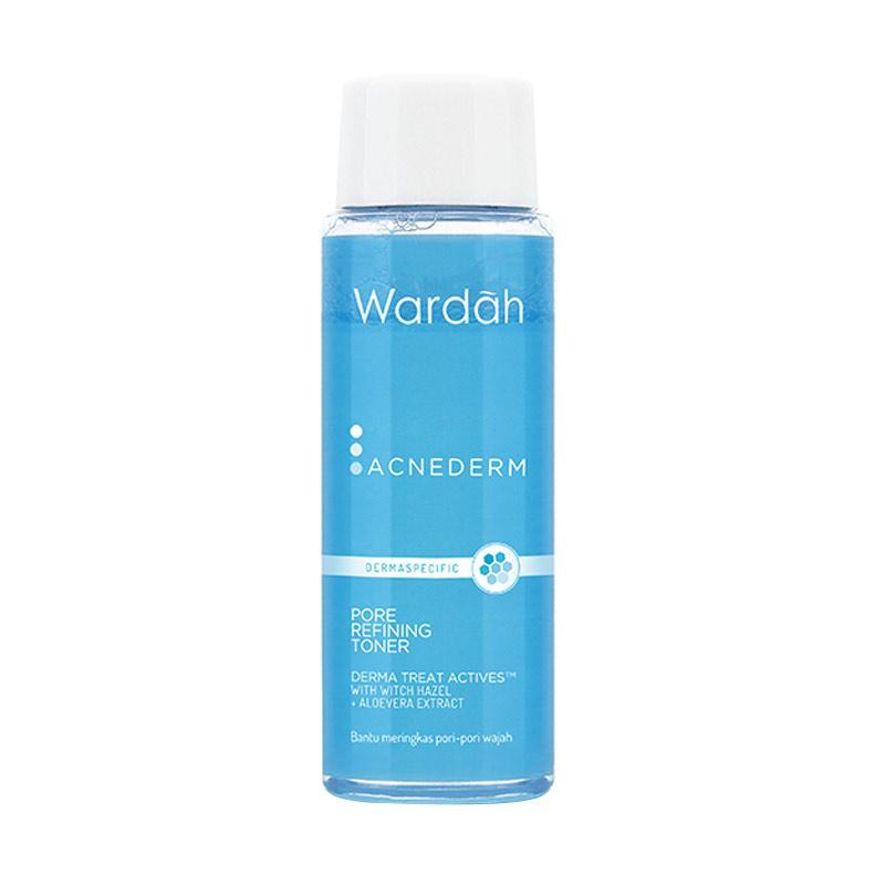 Wardah Acnederm Pore Refining Toner (100ml)
