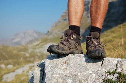 8 Sepatu Gunung Terbaik Tahun 2020 Untuk Kamu Pencinta Alam!