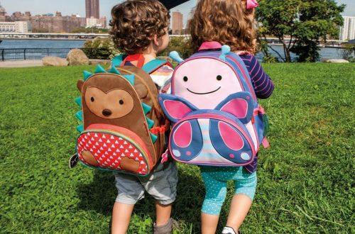 6 Pilihan Tas Sekolah Anak Terbaik untuk Usia Balita, Prasekolah dan TK