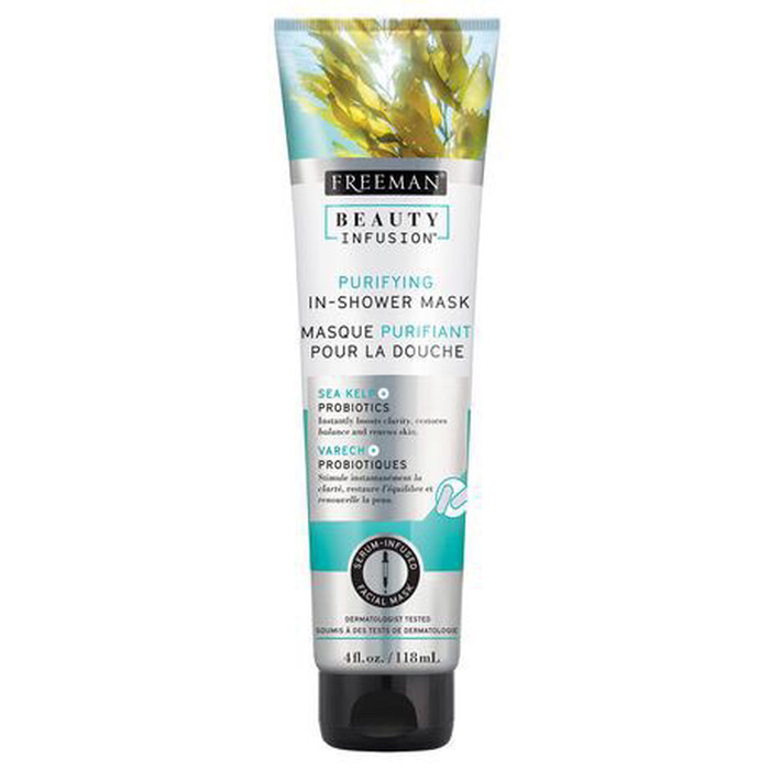 Freeman Beauty Infusion Purifying In-Shower Mask