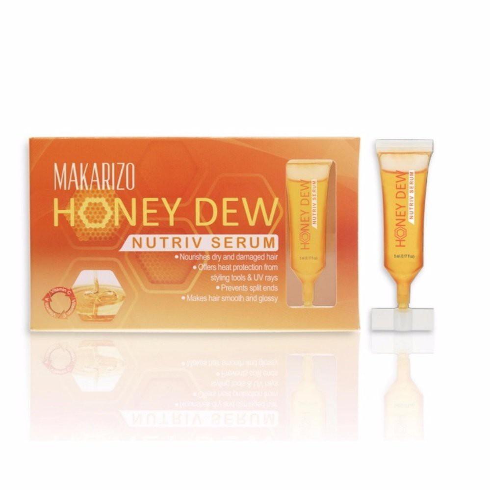 Makarizo Honey Dew Nutriv Serum Dusset