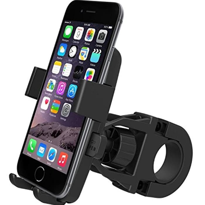 One Touch Lock Smartphone Holder