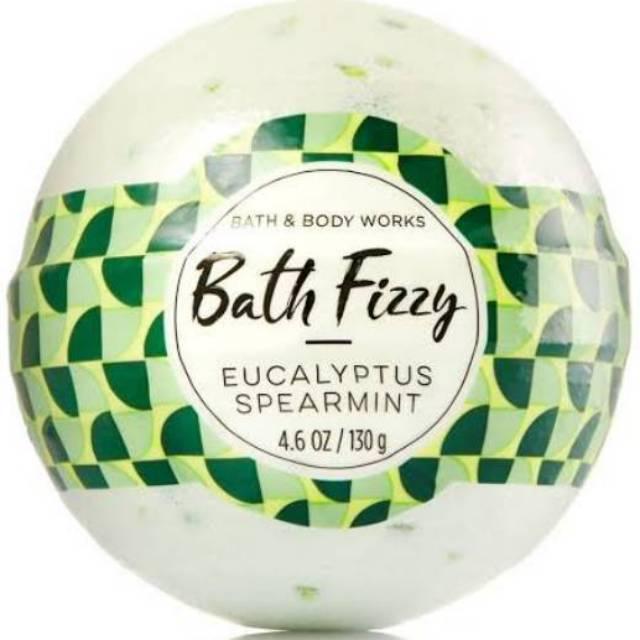 Bath & Body Works Bath Fizzy Eucalyptus Spearmint
