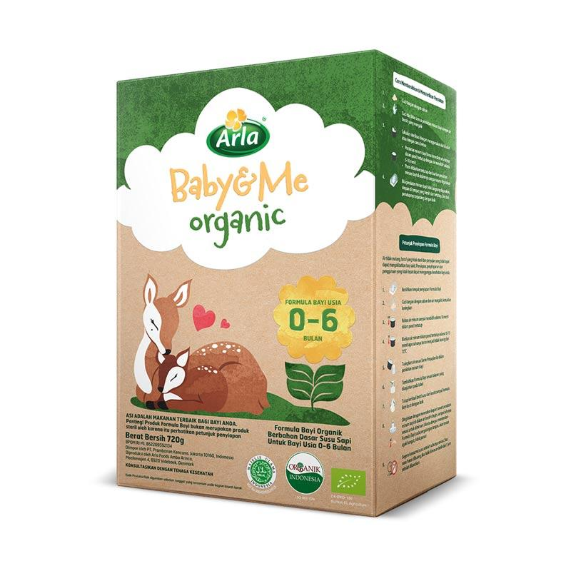 Arla Baby & Me Organic