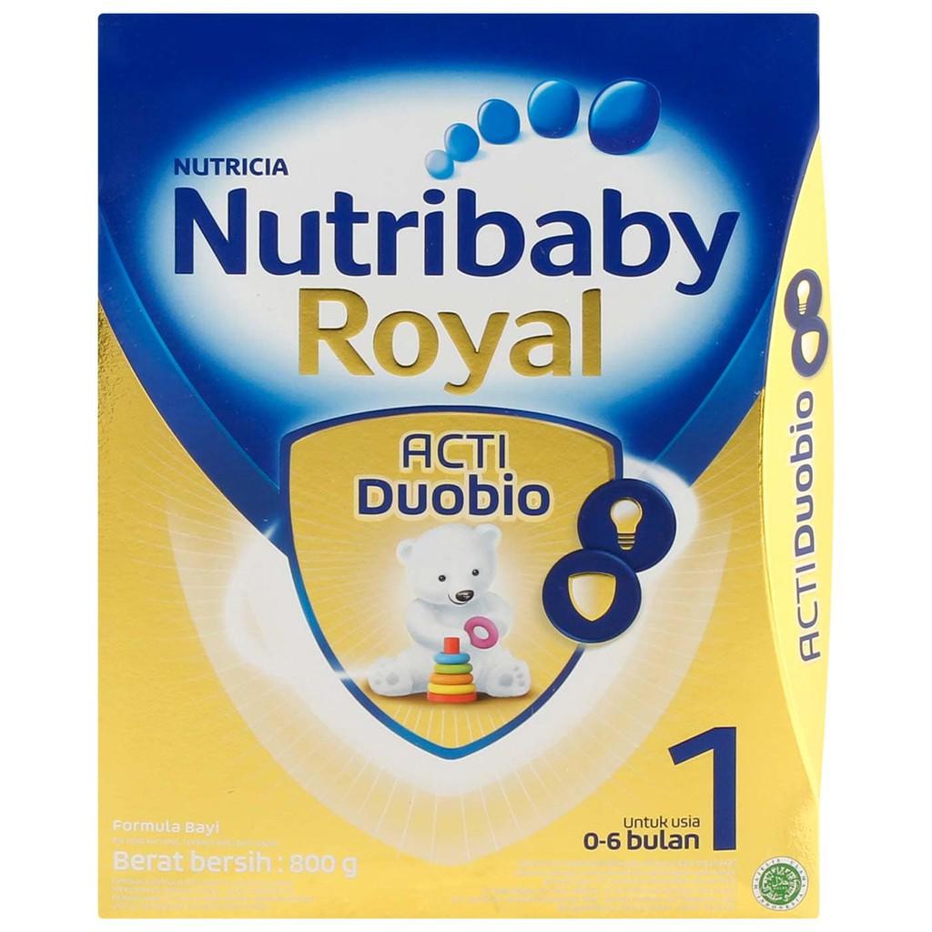 Nutricia Nutribaby Royal Acti Duobio+1