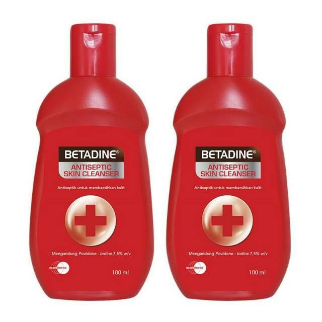 BETADINE Antiseptic Skin Cleanser