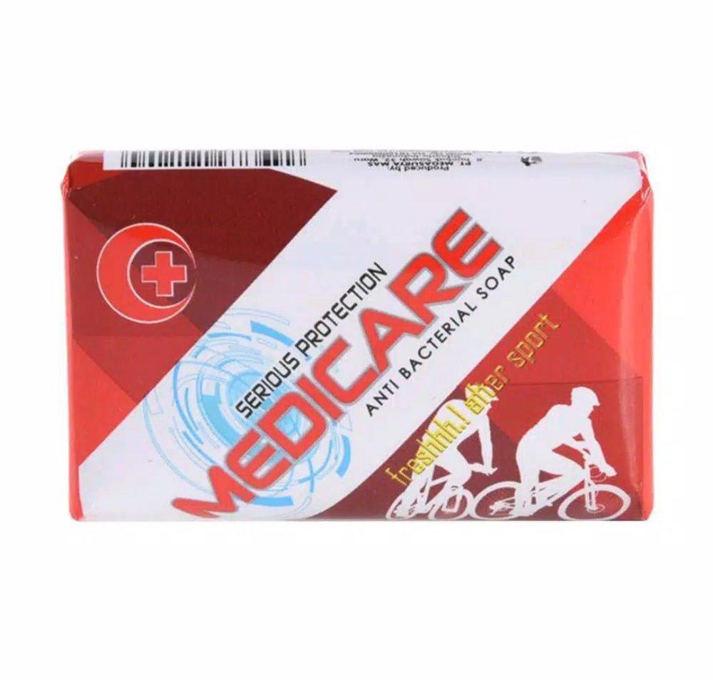 Medicare Antibacterial Soap Fresh After Sport