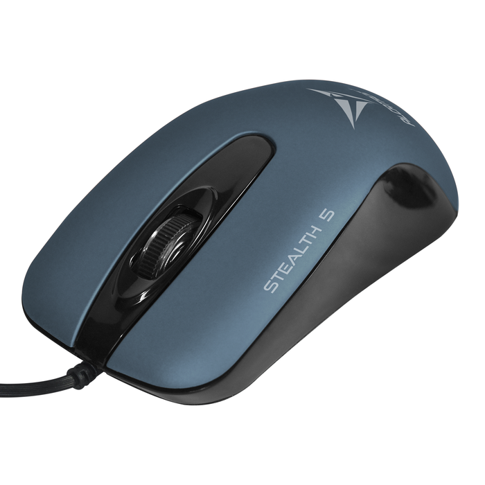 Alcatroz Silent Mouse Wired Stealth 5
