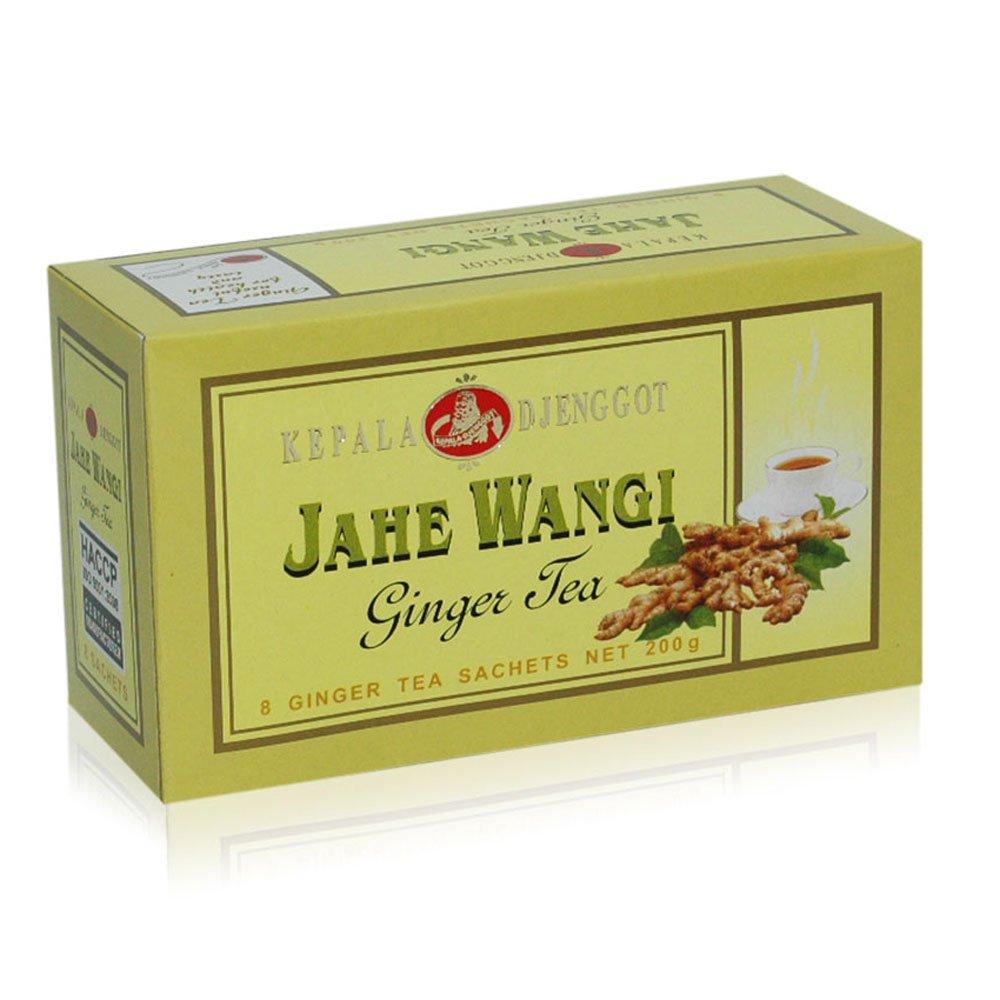 Kepala Djenggot Jahe Wangi Ginger Tea