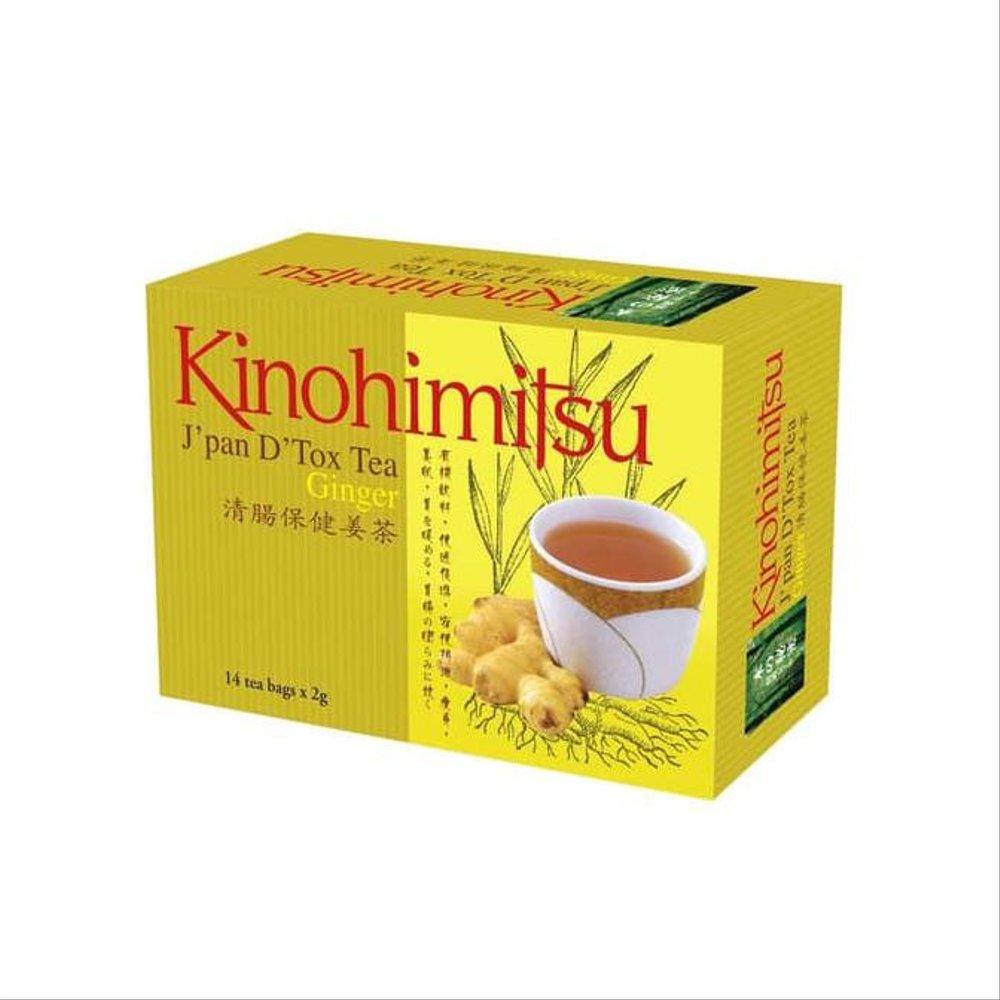 Kinohimitsu Japan Detox Tea Ginger
