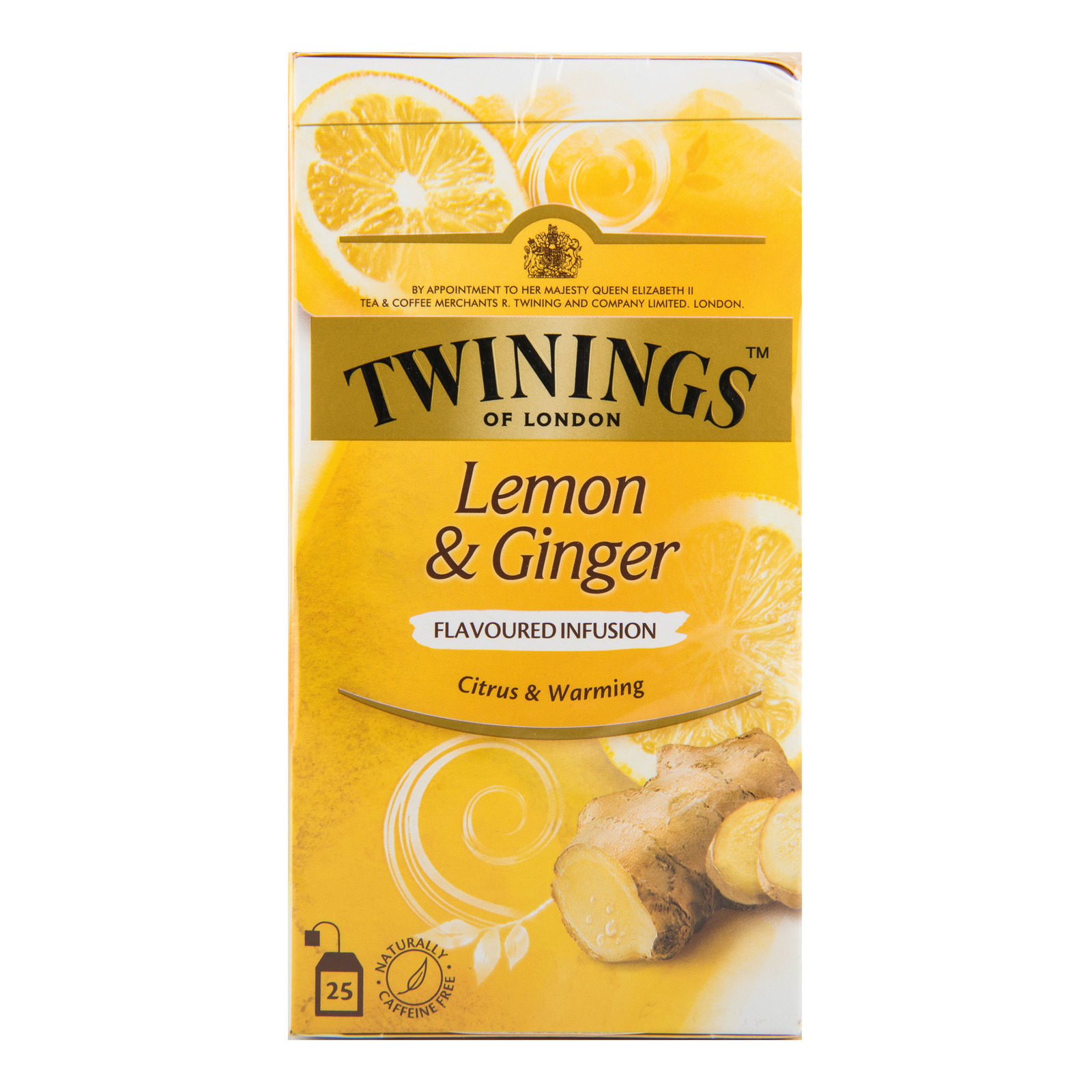 Twinings of London Lemon & Ginger