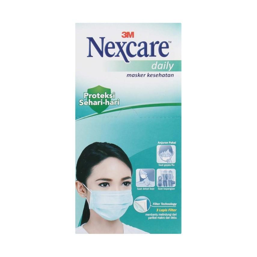 3M Nexcare Daily (Earloop) Mask