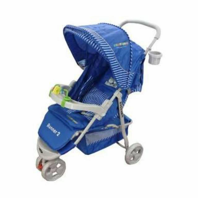 Pliko Creative Baby Runner 2 328
