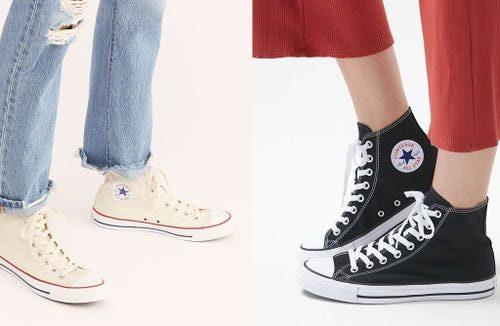 10 Sepatu Converse Terbaik Dari Masa ke Masa!