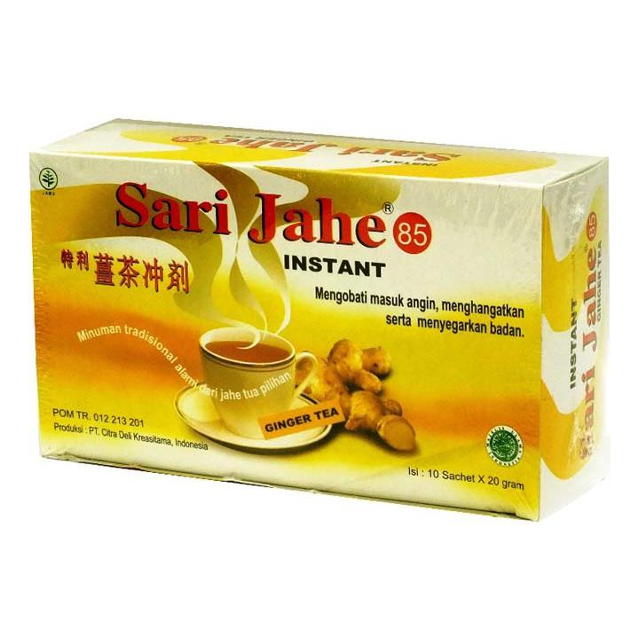 Sari Jahe 85 Instant