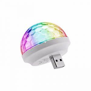 Mosotech Mini USB Disco Light