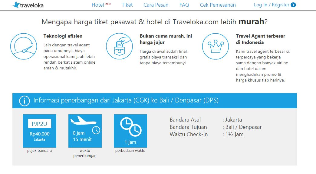 Kupon Traveloka Promo Rp 100.000 Oktober 2018 | DiskonAja