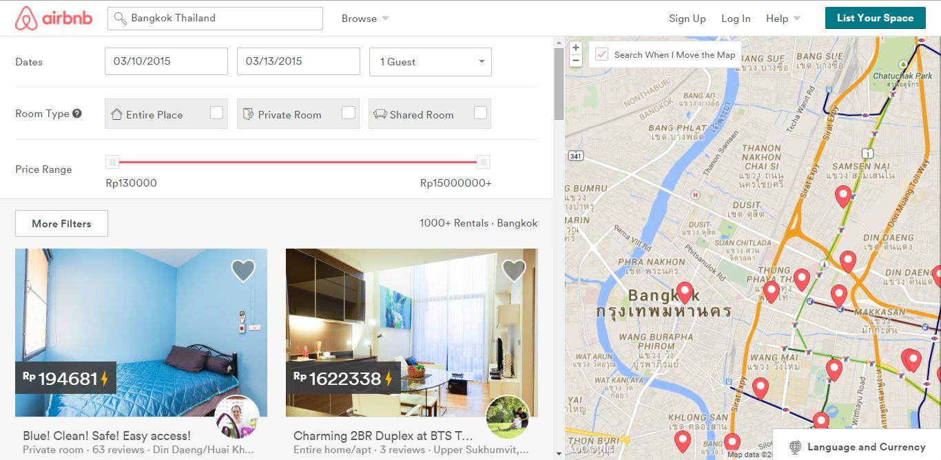 Kode Voucher Airbnb Maret 2019 - DiskonAja