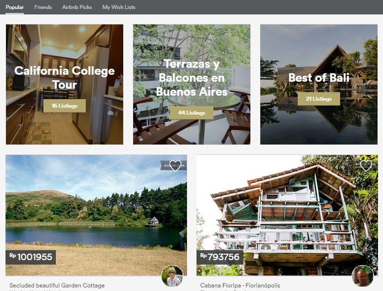 Kode Voucher Airbnb