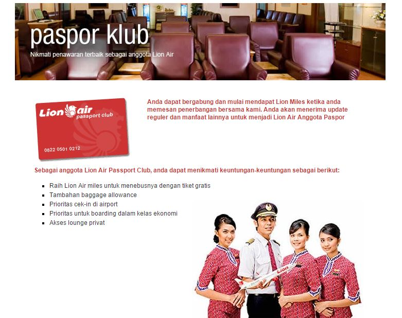 Lion Air Promo dan Diskon